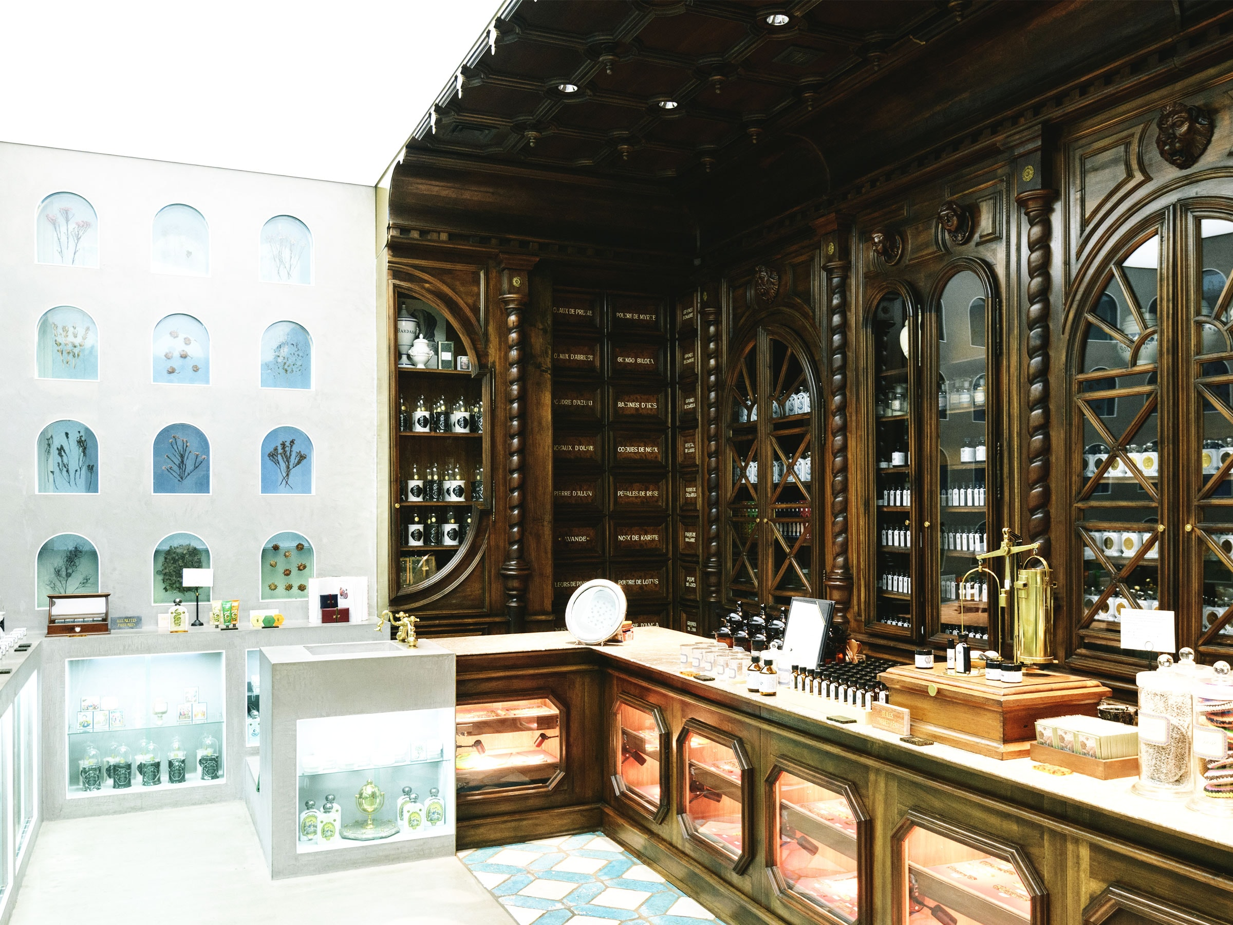 【代官山】フランスの総合美容専門店 美白や保湿を目指す自然派コスメに♡