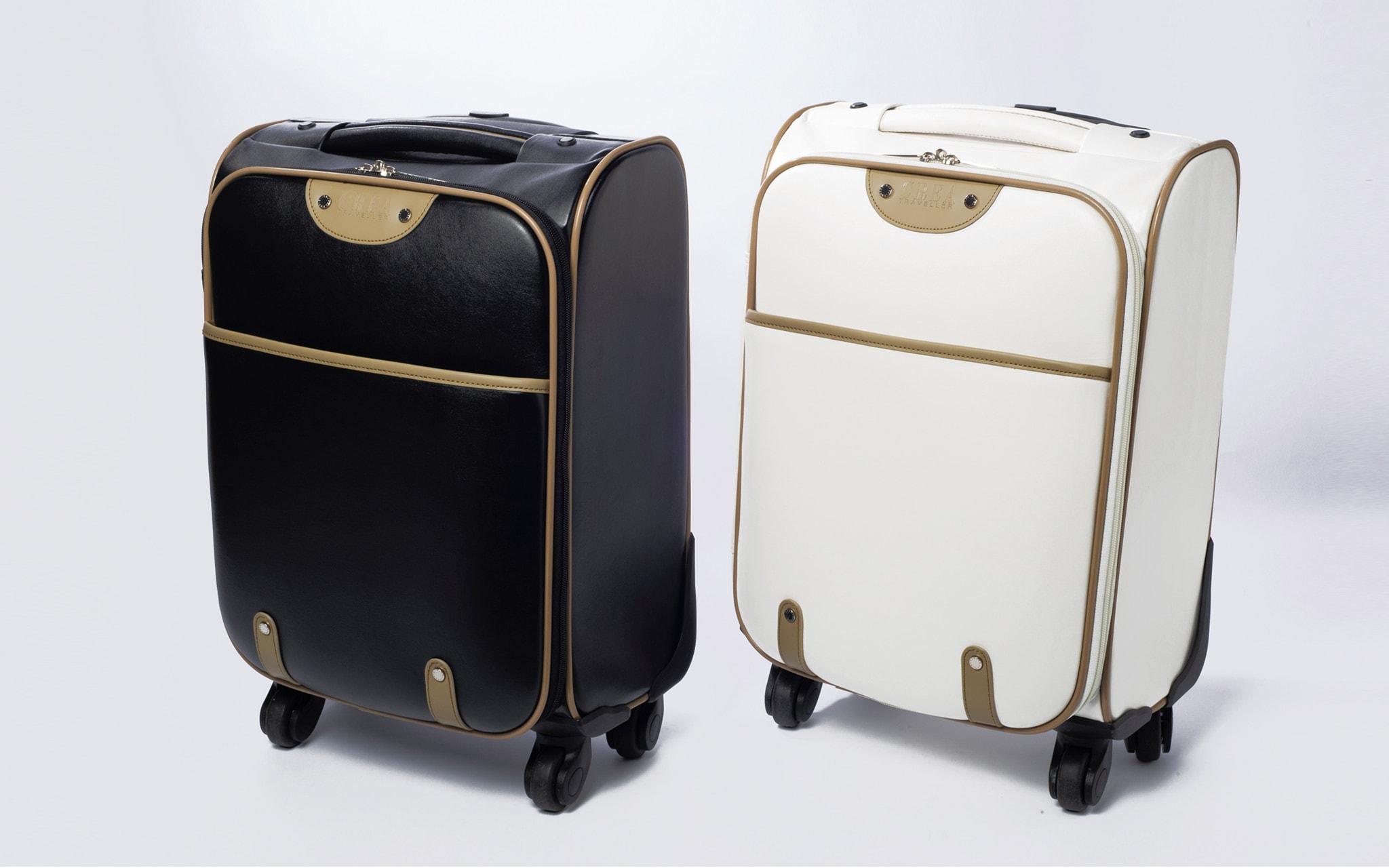 Traveller WEBメンバー限定 <br />逸品キャリーバッグを計2名様に!