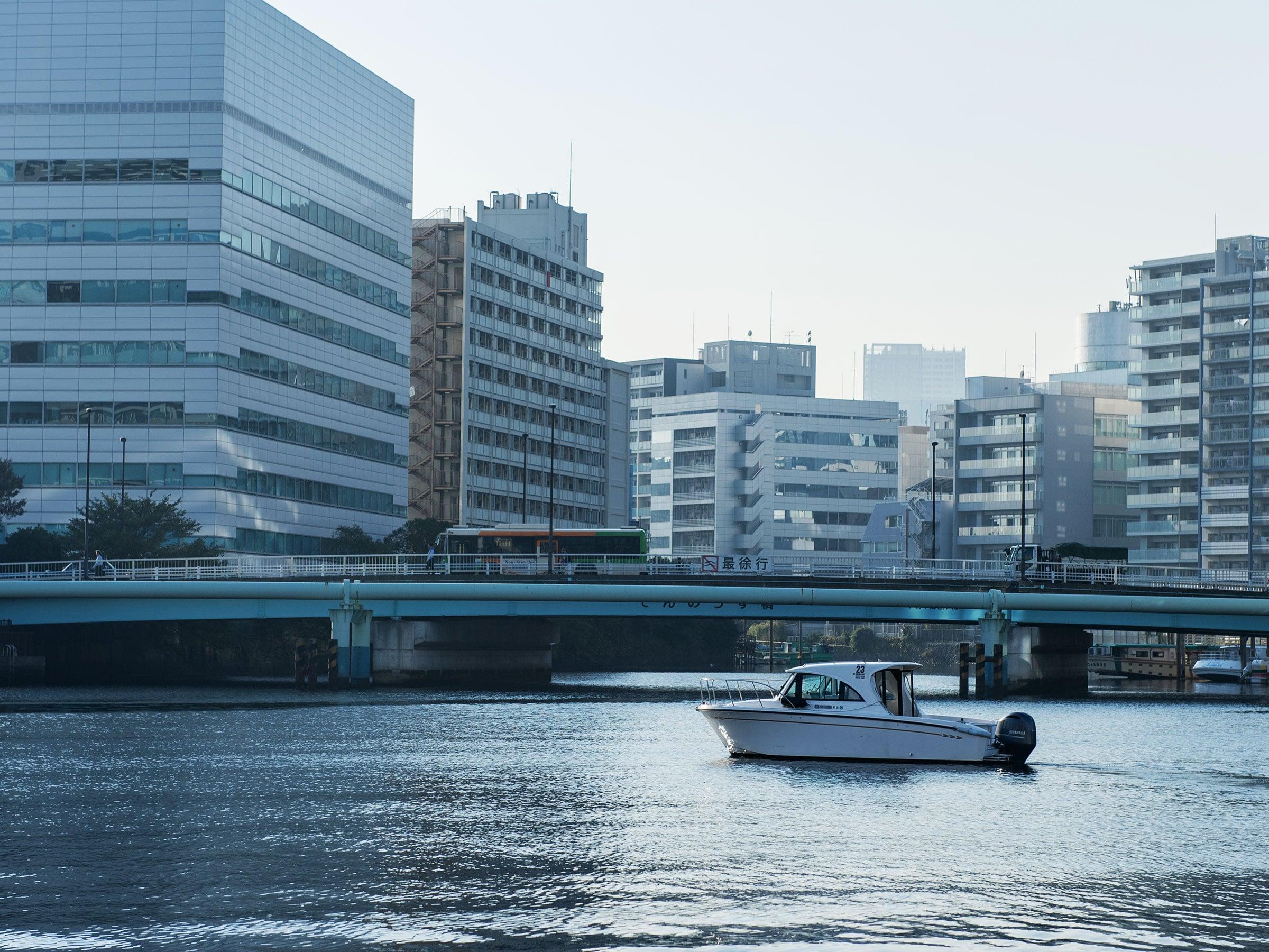 東京ウォータービュースポット6選 いろんな窓から水辺の風景を独り占め