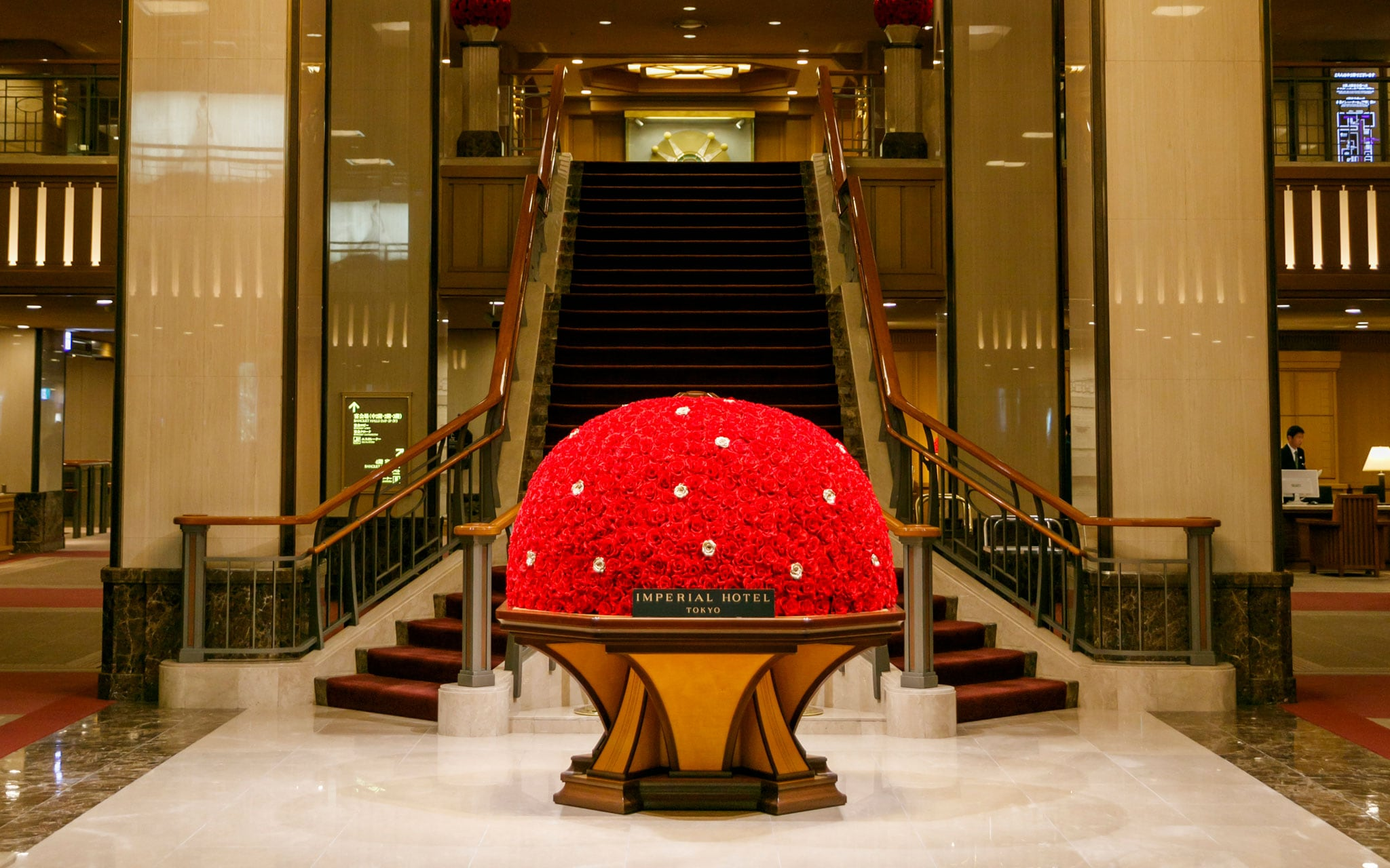 帝国ホテル 東京[日比谷]1週間のホテル暮らしを贅沢に堪能