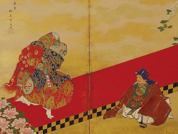 「狂」の思想を貫いた河鍋暁斎に描かれた能・狂言の美しさ