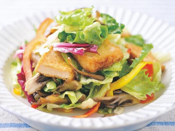 300kcal以下で10分以内に作れる野菜を使ったレシピ