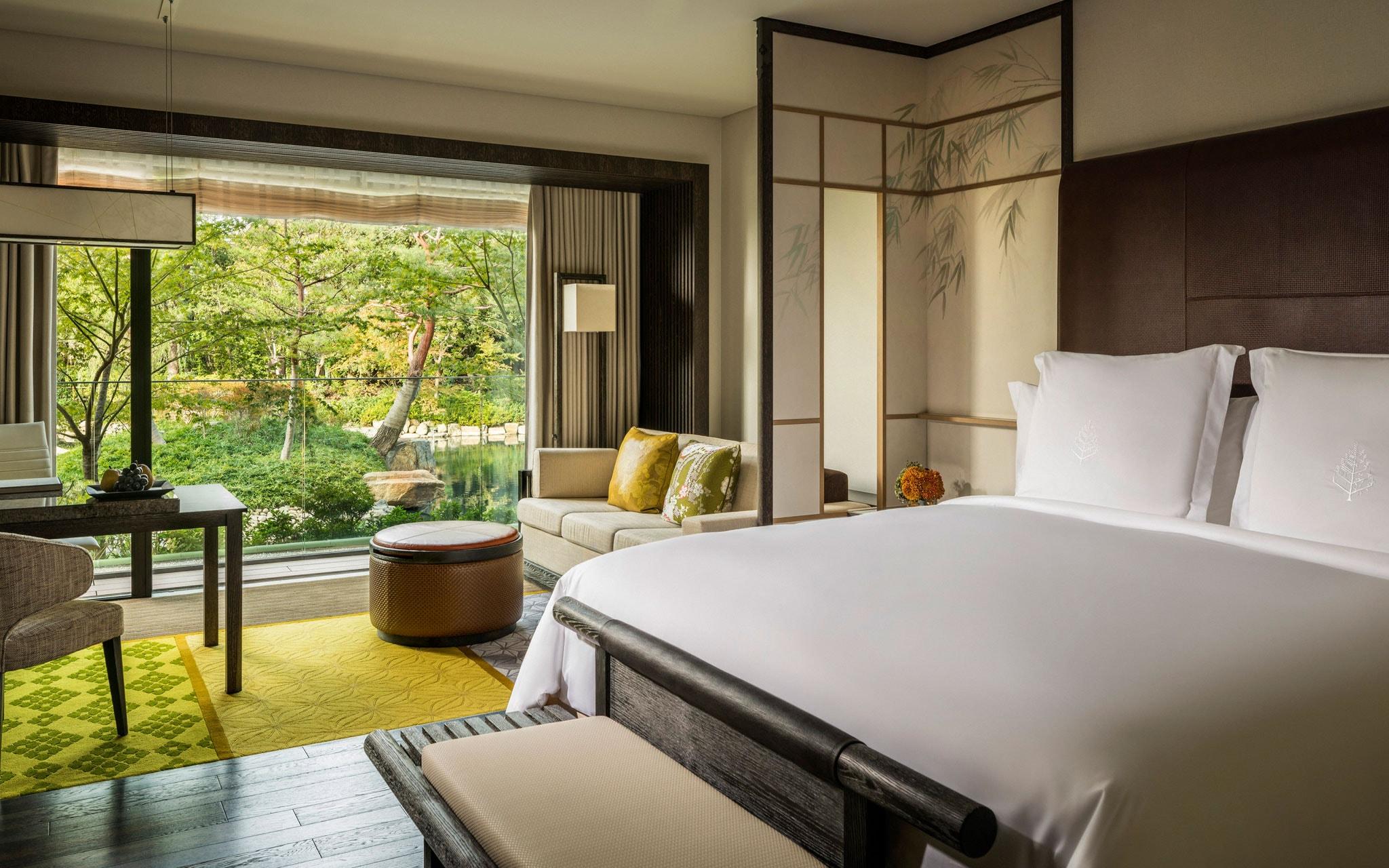 「フォーシーズンズホテル京都」<br />宿泊券を1組2名様にプレゼント