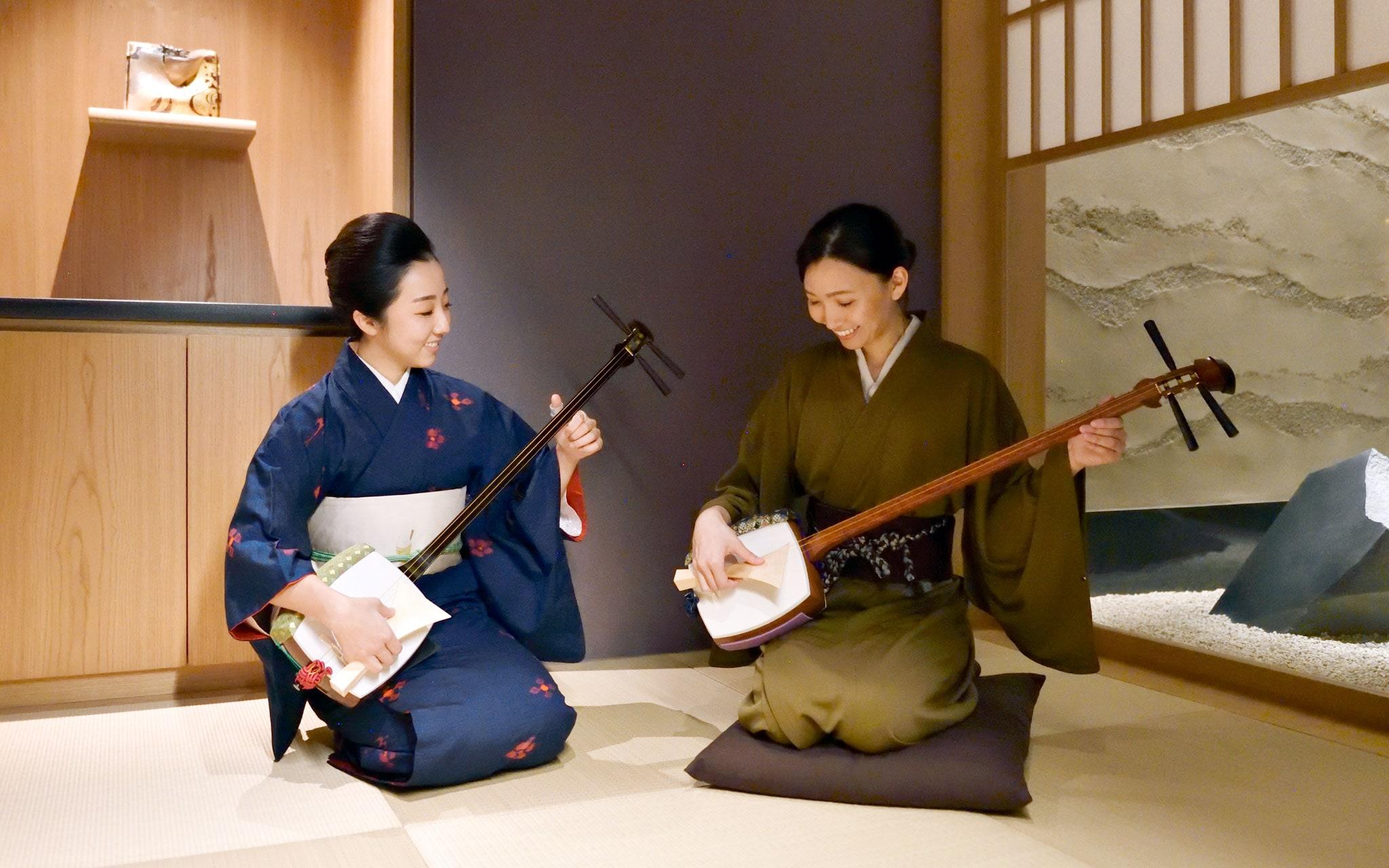 星のや東京[大手町]「江戸美人滞在」で心身を磨く